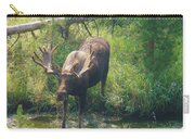 Moose Is Loose Carry-all Pouch