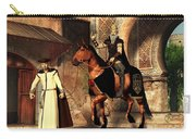 Mordechai And Haman Carry-all Pouch