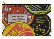 More Old Record Labels  Carry-all Pouch