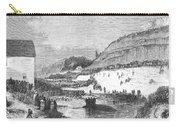 Mormon Baptismal, 1873 Carry-all Pouch