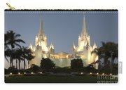 Mormon Cathederal San Diego 2 Carry-all Pouch