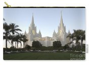 Mormon Cathederal San Diego Carry-all Pouch
