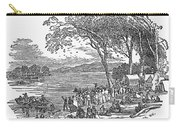 Mormon Flight, 1833 Carry-all Pouch by Granger