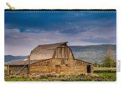 Mormon Row Barn 2 Carry-all Pouch