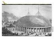Mormon Tabernacle, 1870 Carry-all Pouch
