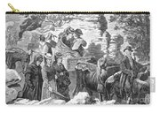 Mormon Wives, 1875 Carry-all Pouch