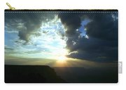 Morning Breaks At The Canyon Carry-all Pouch