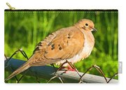 Morning Dove II Photoart Carry-all Pouch