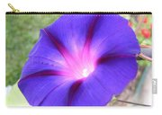 Morning Glory Fire Carry-all Pouch