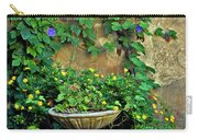 Morning Glory Garden In Provence Carry-all Pouch