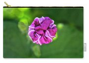 Morning Glory Puckered Up Carry-all Pouch
