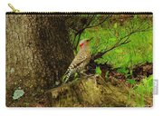 Morning Northern Flicker Carry-all Pouch