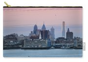 Morning On The Delaware River Carry-all Pouch