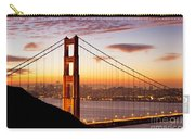 Morning Over San Francisco Carry-all Pouch