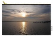 Morning Skies On The Chesapeake Carry-all Pouch
