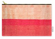 Moroccan Textile Carry-all Pouch