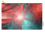 Morphing Thru Time Carry-all Pouch by Linda Sannuti