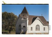 Morton Mills Church Carry-all Pouch