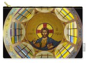 Mosaic Christ Carry-all Pouch