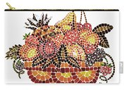 Mosaic Fruits Carry-all Pouch