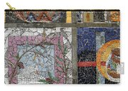 Mosaics Squares Carry-all Pouch