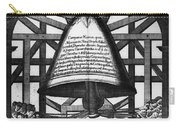 Moscow: Bell Tower, 1698 Carry-all Pouch