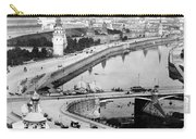 Moscow Russia - C 1902 Carry-all Pouch