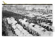 Moscow Russia - The Great Sunday Market - C 1898 Carry-all Pouch