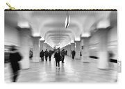 Moscow Underground Carry-all Pouch by Stelios Kleanthous