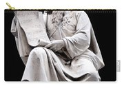 Moses Carry-all Pouch by Fabrizio Troiani