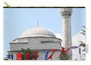 Mosque And Flags Carry-all Pouch