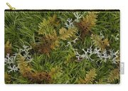 Moss And Lichen Carry-all Pouch