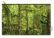 Moss-covered Trees Carry-all Pouch