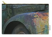 Moss Covered Truck Carry-all Pouch