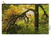 Moss In The Forest Carry-all Pouch