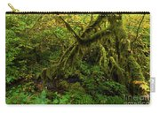 Moss In The Rainforest Carry-all Pouch