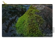 Mossy River Rock Carry-all Pouch