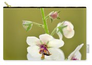 Moth Mullein Carry-all Pouch