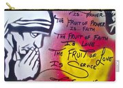 Mother Theresa Fruits Carry-all Pouch