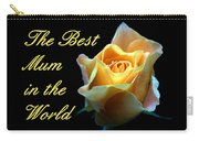 Mothers Day Rose Carry-all Pouch