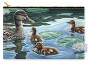 Mother's Watchful Eye Carry-all Pouch