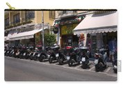 Motorbikes Carry-all Pouch