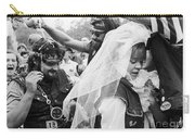 Motorcycle Club Wedding Carry-all Pouch by Granger