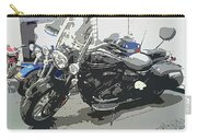 Motorcycle Ride - Three Carry-all Pouch