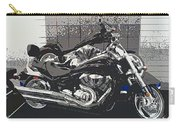 Motorcycle Ride - Two Carry-all Pouch