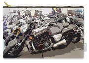 Motorcycle Rides - Five Carry-all Pouch