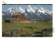 Moulton Barn - Grand Tetons Carry-all Pouch