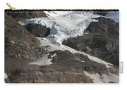 Mount Andromeda And Athabasca Glacier Carry-all Pouch