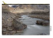Mount Athabasca At Sunset Jasper Carry-all Pouch