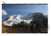 Mount Athabasca From The Columbia Icefields Carry-all Pouch
